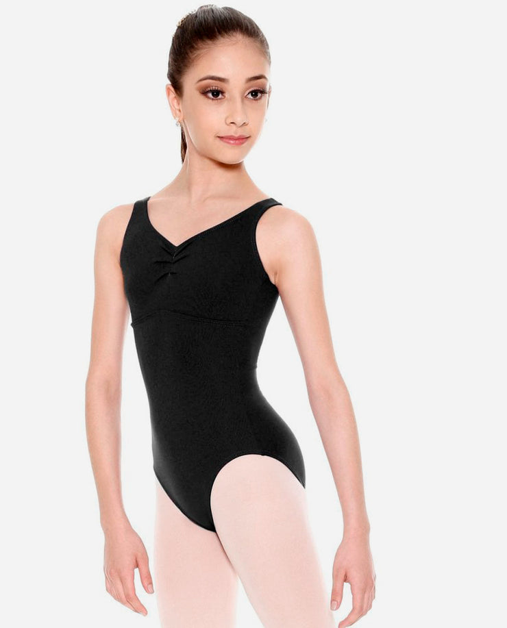 Corset String Tank Leotard - RDE 1653 - So Danca
