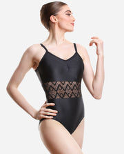Jazzy Camisole Leotard - RDE 1874 LE - So Danca
