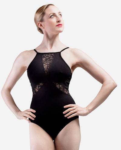 Cut-out Camisole Leotard - RDE 1911 - So Danca