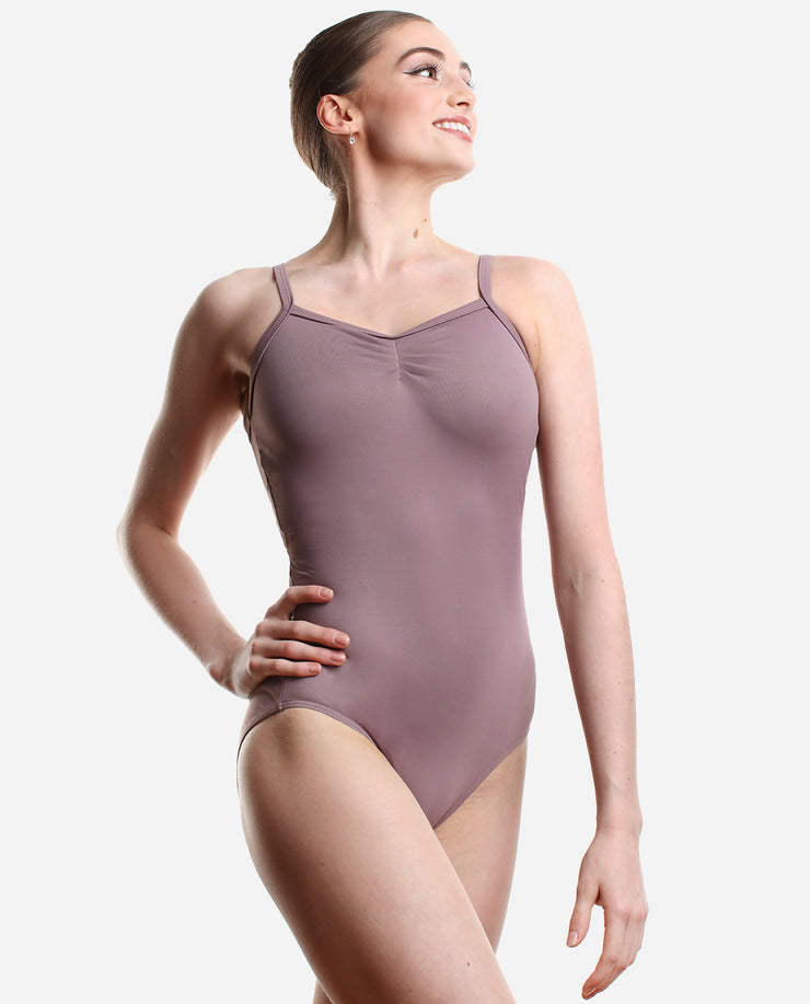Low Back Cami Leotard - RDE 1965 - So Danca