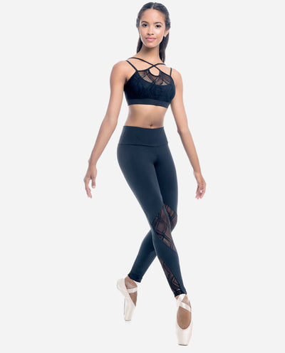 Detail Dance Leggings - RDE 1970 - So Danca