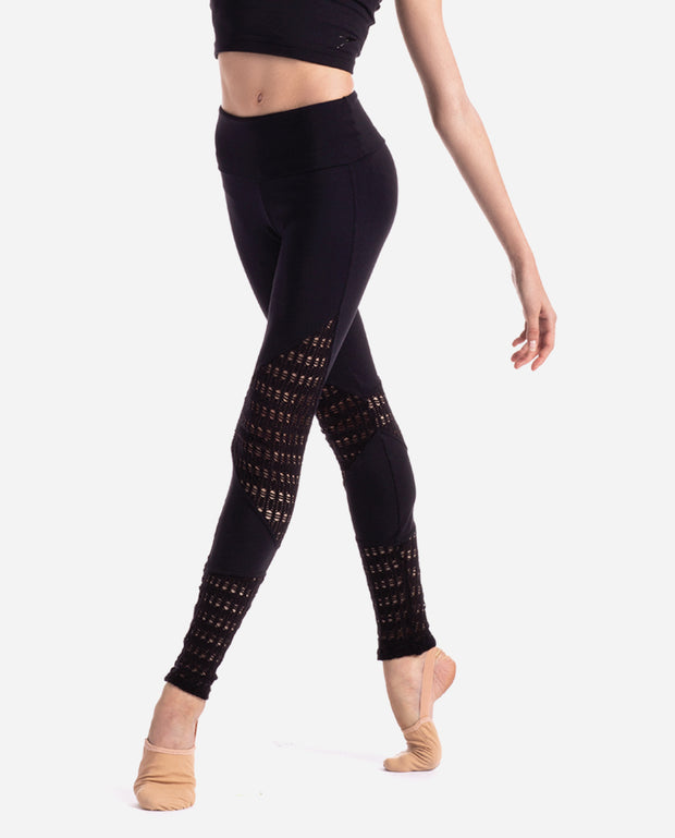 Macramé Leggings - RDE 1974 LE - So Danca