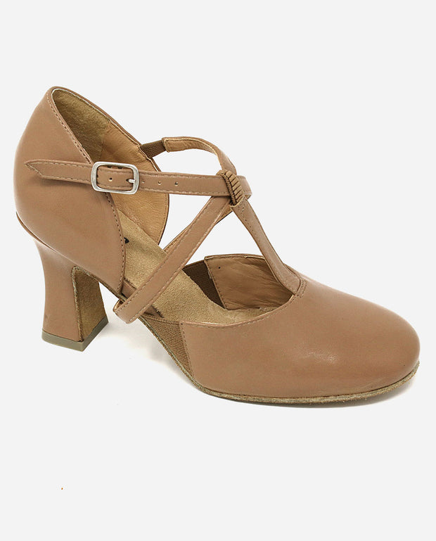 Broadway/Cabaret T-strap Shoe - SD 153 - So Danca