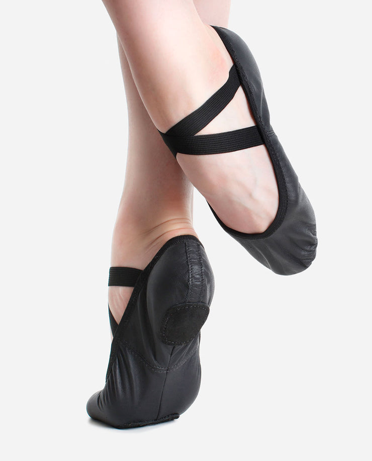 Split Sole Leather Ballet Shoe - SD 60L - So Danca