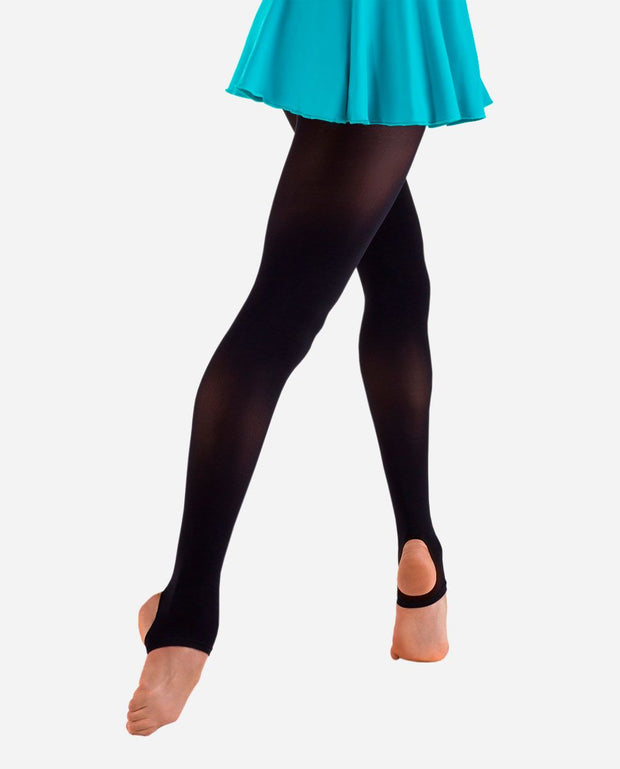 Child's Stirrup Tights - TS 77 - So Danca