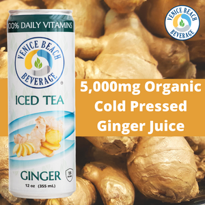 Original Ginger Vitamin Iced Tea