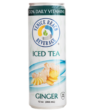 Open image in slideshow, Original Ginger Vitamin Iced Tea