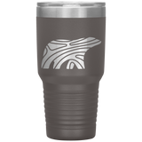 ETCHED COFFEE TUMBLER - 30OZ - Canadian Polar Bear Habitat Market
