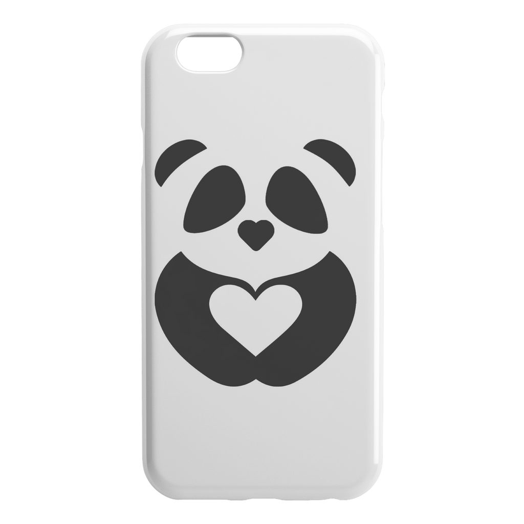 Panda Love iPhone Case - Kree LA