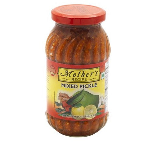 Mother's Mixed Pickle 10.6oz