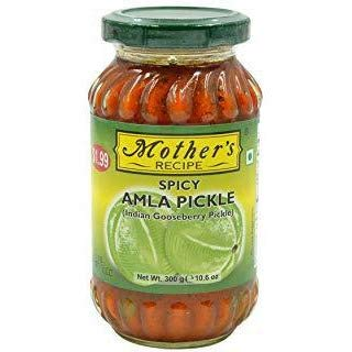 Mother's Spicy Amla Pickle / Indian Gooseberry  - 300g