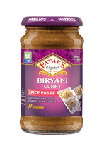 Patak's Biryani Curry Spice Paste 10oz