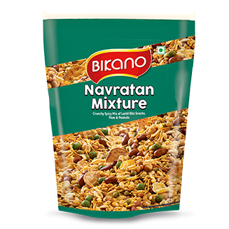Bikano Navratan Mixture 350gm