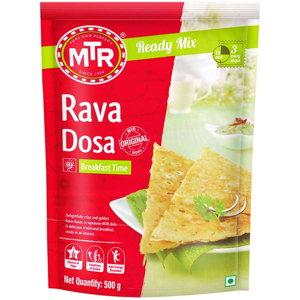 MTR Rava Dosa Ready Mix 500g