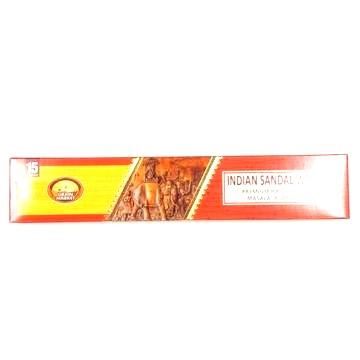 Indian Sandal Wood Incense Sticks 15g