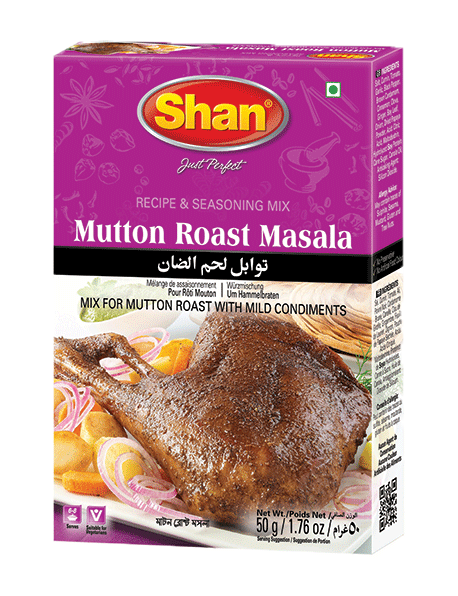Shan Mutton Roast Masala Mix 50g