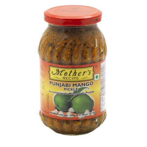 Mother's Punjabi Mango Pickle 17.6oz