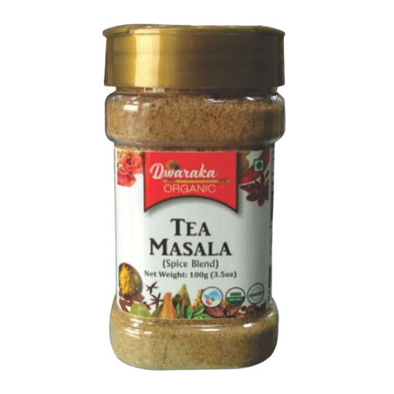 Dwaraka Organic Tea Masala Powder 100gm