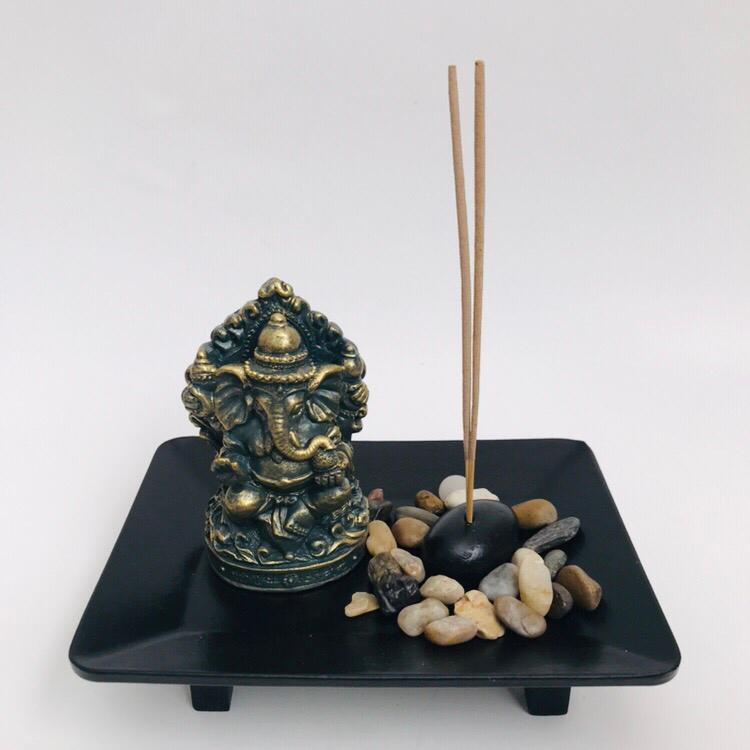 Ganesha Incense Holder