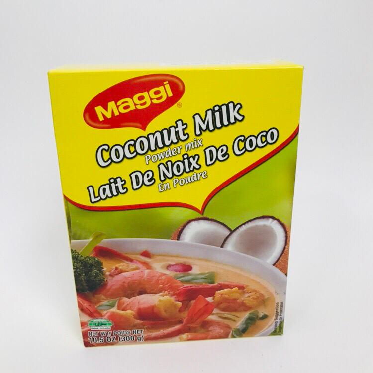 Maggi Coconut Milk Powder Mix 300g (EXP: May 21th 2021)