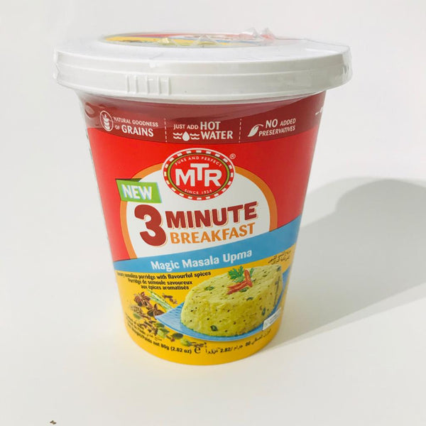 MTR Magic Masala Upma Cup 80gm