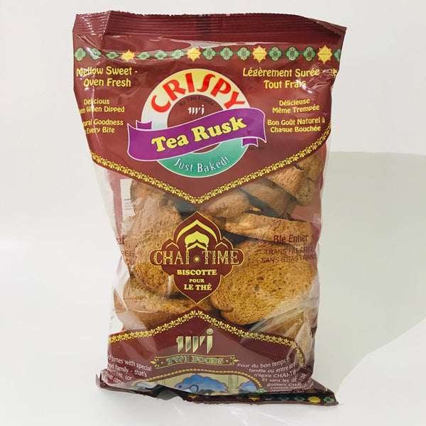 Crispy Wheat Tea Rusk/Tea Toast 200gm