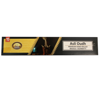 Asli Oudh Incense Sticks 15g