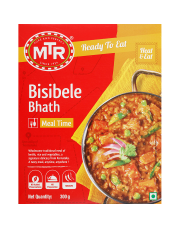 MTR Ready to Eat Bisibele Bhath 300g