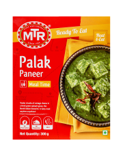 MTR Ready to Eat Palak Paneer 300g