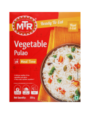 MTR Ready to Eat Vegetable Pulao 300g