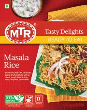 MTR Ready to Eat Masala Rice 300g