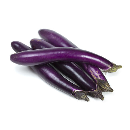 Fresh Chinese  Eggplant - 2lbs to 2.2lbs