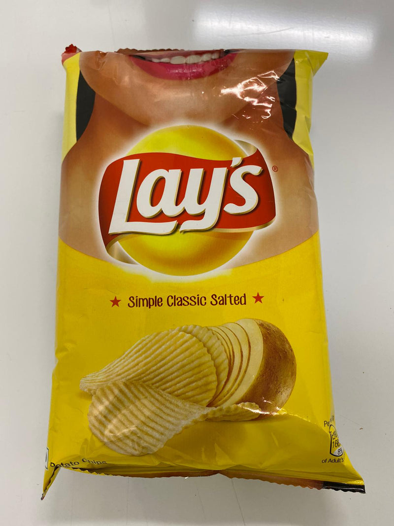 Lay's Simple Classic Salted - 52g
