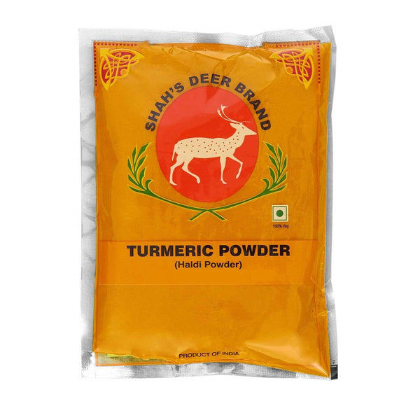 Shah's Deer Brand Turmeric Powder 14oz