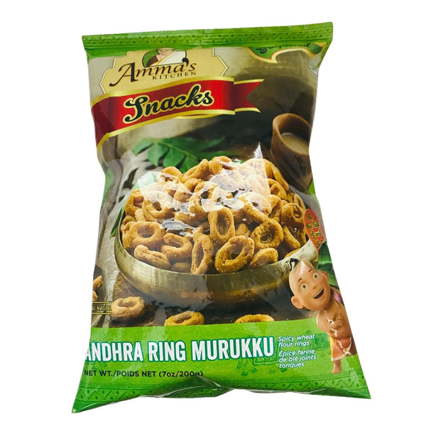 Amma's Kitchen Andhra Ring Murukku 200g