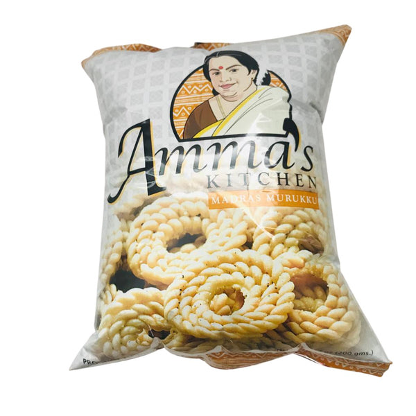 Amma's Kitchen Madras Murukku 200g