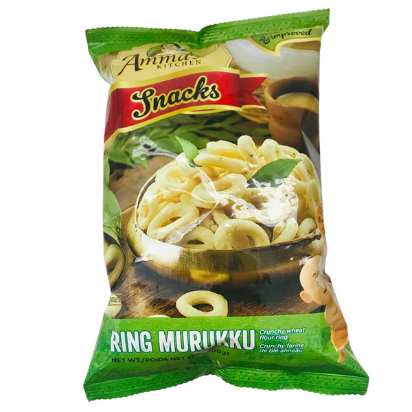 Amma's Kitchen Ring Murukku 200g