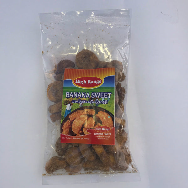 High Range Banana Sweet 250g