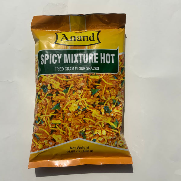 Anand Spicy Mixture Hot 400g