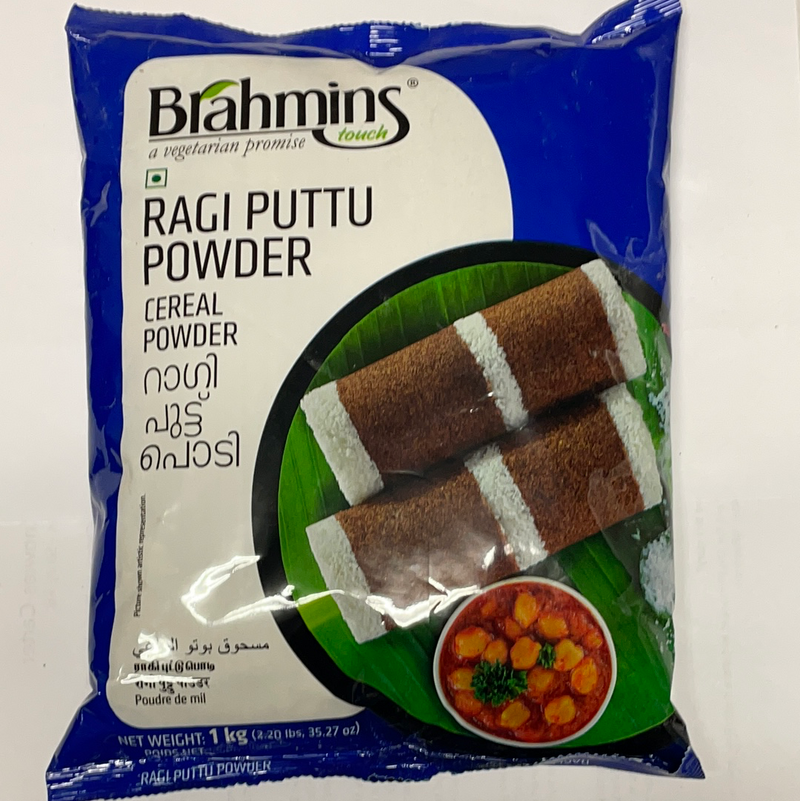 Brahmins Ragi Puttu Powder 1kg