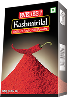 Everest Kashmirilal Brilliant Red Chili Powder - 100g