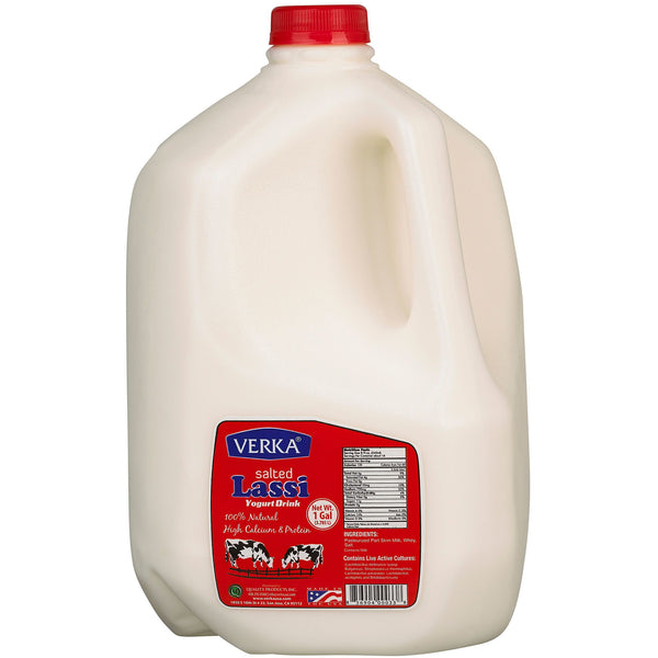 Verka Salted Lassi - 1 Gallon