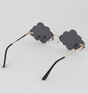Have You Ever Seen The Rain - Rain Cloud Shaped Sunglasses