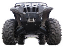 Yamaha Grizzly 550 / 700 (-2013) - Skid plate full set (plastic)