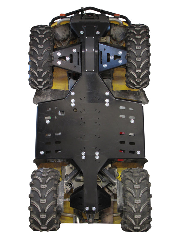 Can-Am BRP G1 Outlander MAX - Skid plate full set (plastic)