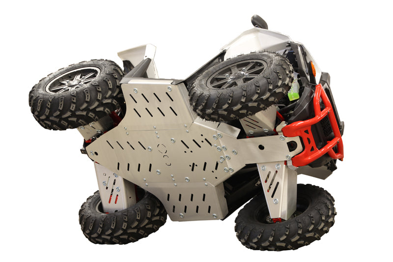 Polaris Scrambler 850 / 1000 (2015-2019) - Skid plate full set (aluminium)