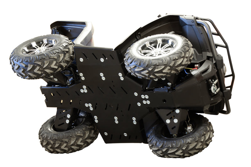 CFMOTO CFORCE 400 /  400 S / 400 HO (1 UP) / 500 S - Skid plate full set (plastic)