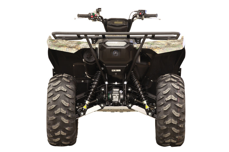Yamaha Grizzly 700 (2016+) - Skid plate full set (aluminium)