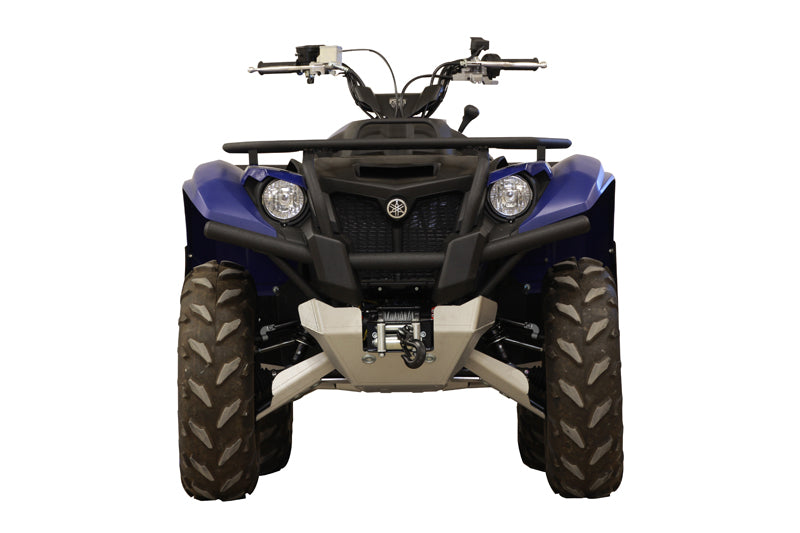 Yamaha Kodiak 700 (2016+) - Skid plate full set (aluminium)