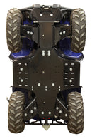 Yamaha Kodiak 700 (2016+) - Skid plate full set (plastic)